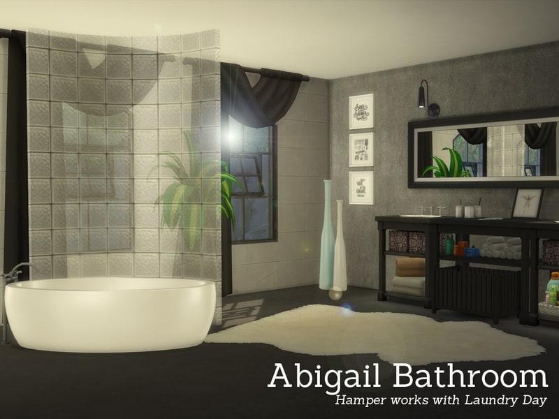 Aail Bathroom Sims 4 Mod Free