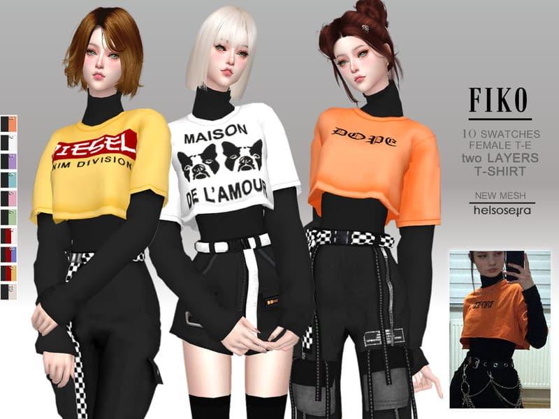 fallout 4 t shirt mod