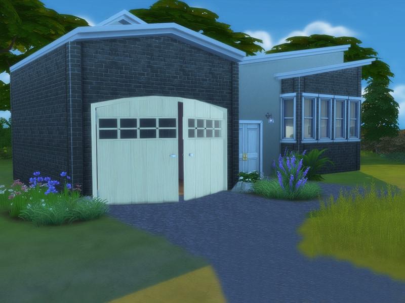 Garage Doors Set Sims 4 Mod get Free