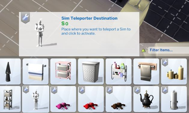 Teleport Any Sim - Sims 4 Mod Download Free