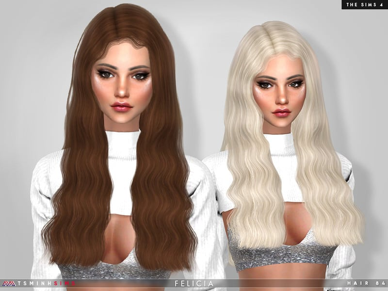 sims 4 mod hair free download