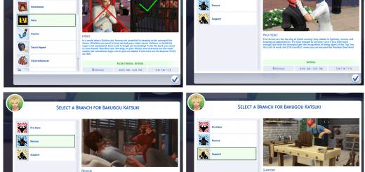 Careers Sims 4 Mods   Sims 4 Careers Mod Download Free