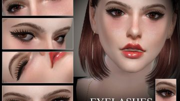 3c46b0d6a4d S-Club WM ts4 eyelashes 201810 - Sims 4 Mod Download Free