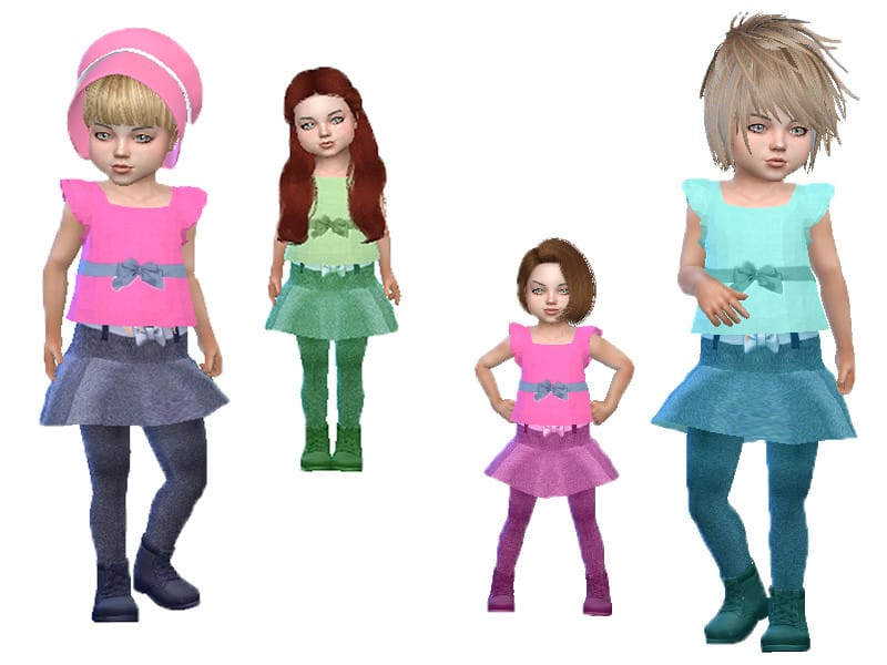 sims 4 toddlers mod download