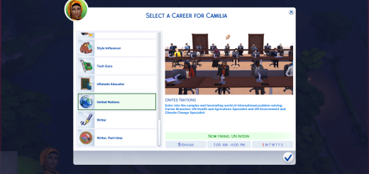 Careers Sims 4 Mods | Sims 4 Careers Mod Download Free