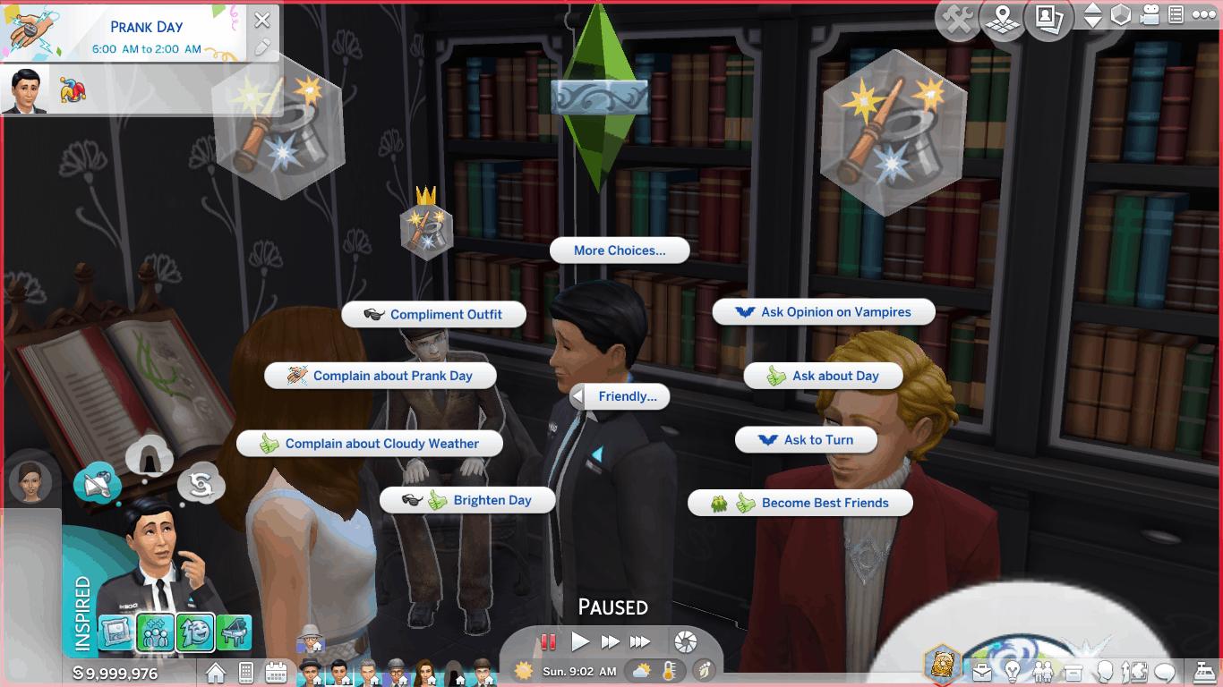Sims 4 occult mod
